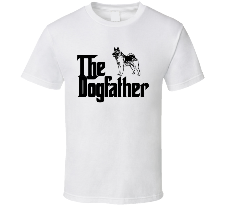 The DogFather 01 Funny Design Men's and Ladies T-Shirt, Hooded Pullover, Apron, V-Neck, Tanktop etc. for suitable Color and All Size Available