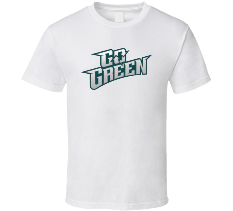 Cool Go Green Philadelphia Football T Shirt