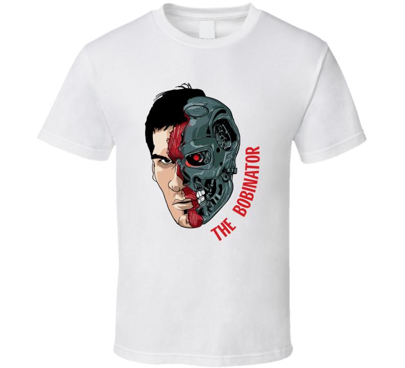 Cool Bobinator Detroit Basketball T Shirt