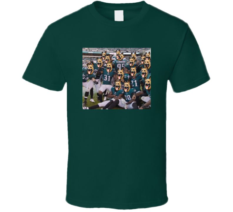 Funny Underdogs Philadelphia Football T Shirt