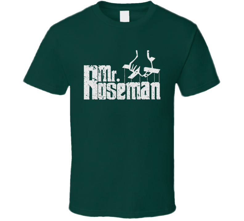 Mr Howie Roseman Philadelphia Football Godfather Parody T Shirt