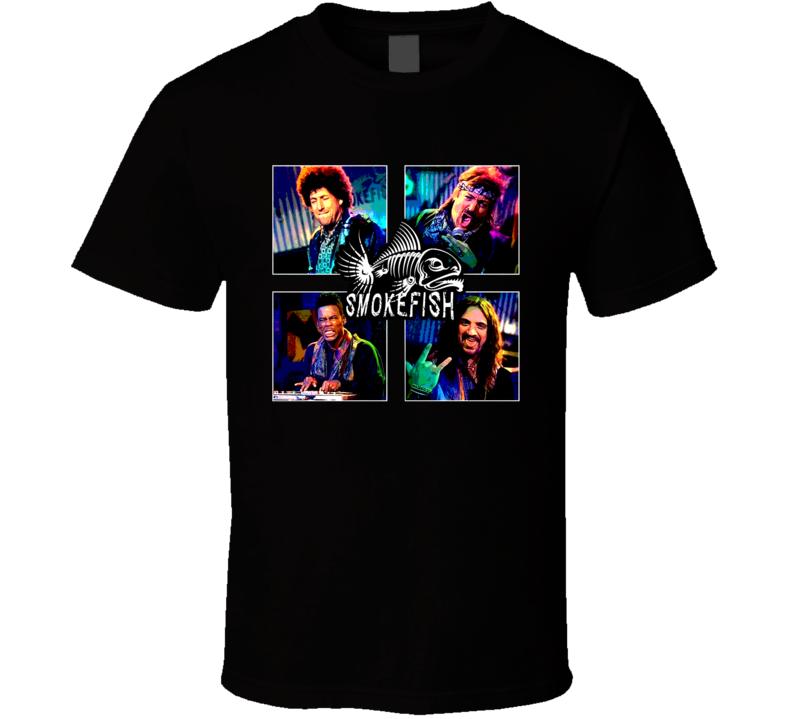 Smokefish Adam Sandler Chris Rock Kevin James Funny T Shirt