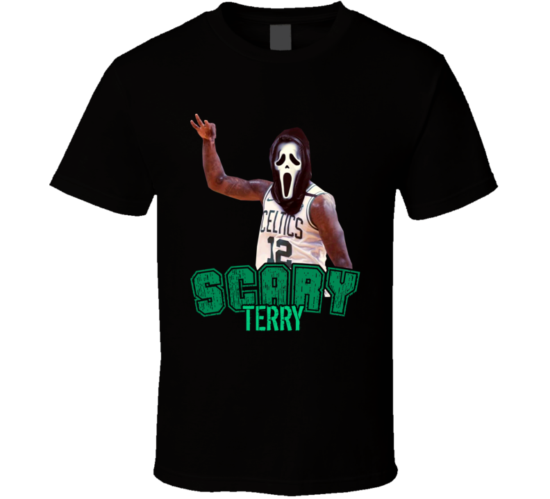 Scary Terry Terry Rozier Boston Basketball Cool T Shirt