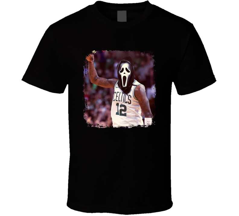 Scary Terry Terry Rozier Boston Basketball Playoffs T Shirt