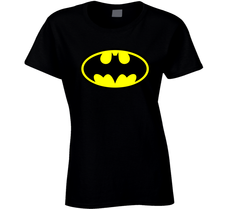 Batman T Shirt Ladies