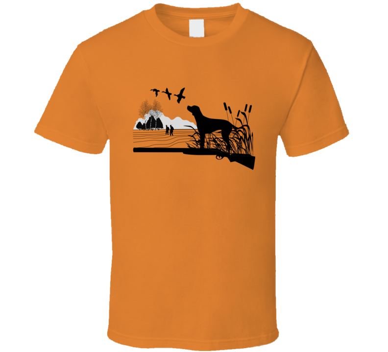 Duck Hunting T Shirt