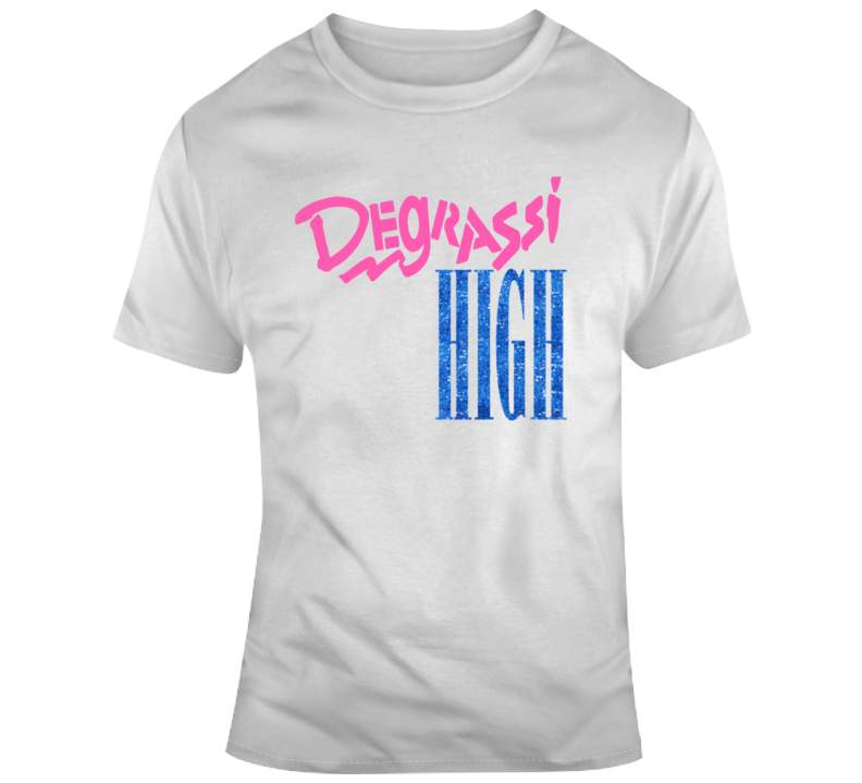 Degrassi High Retro T Shirt