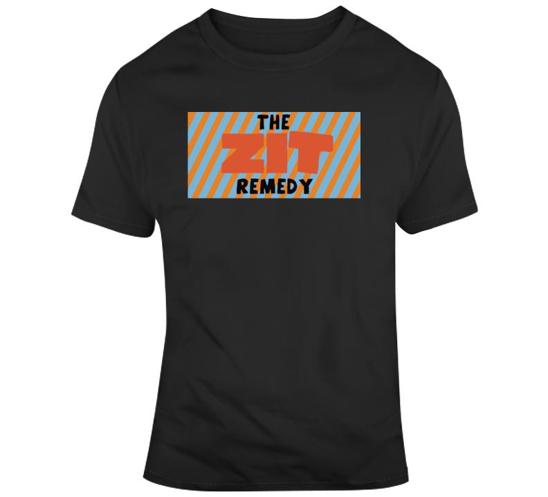 The Zit Remedy Banner Degrassi Retro T Shirt