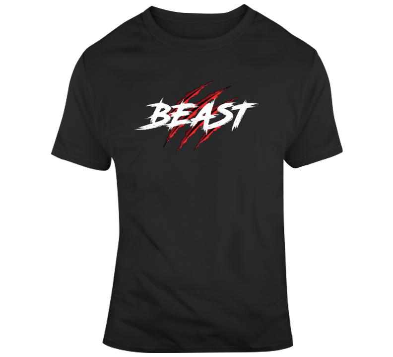 Beast Couples T Shirt