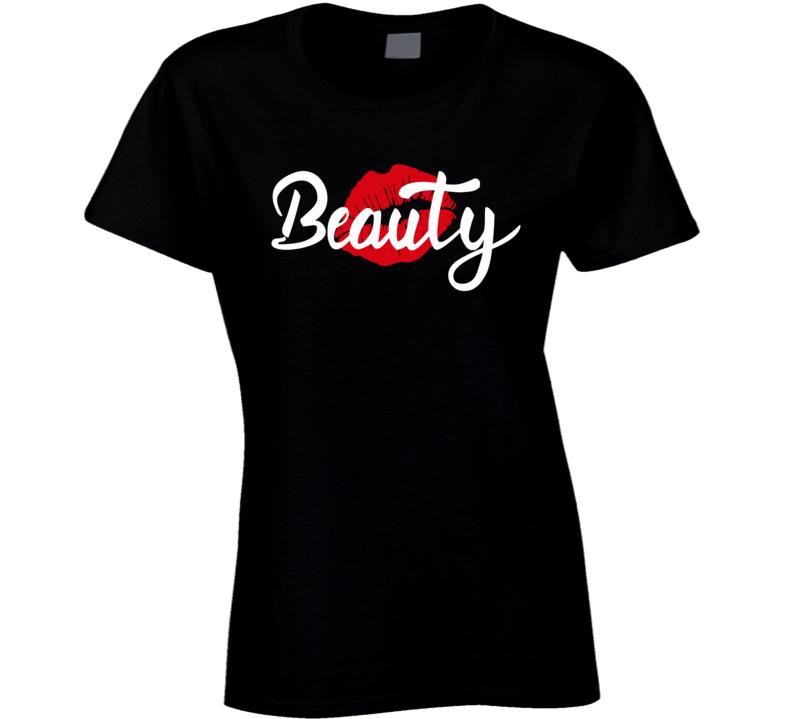 Beauty Couples Ladies T Shirt
