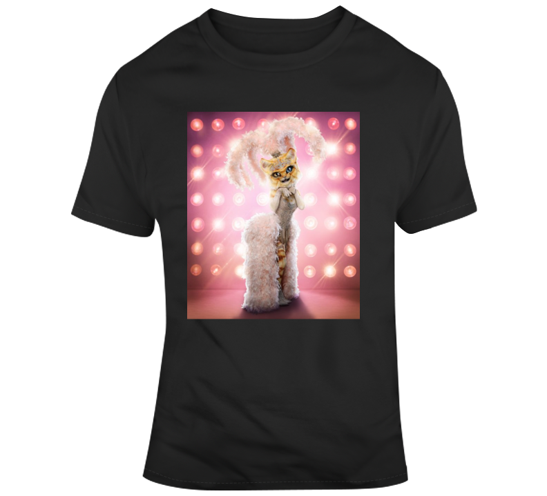 The Masked Singer Kitty T Shirt
