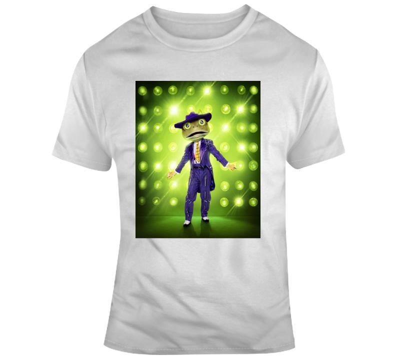 The Masked Singer Frog T Shirt