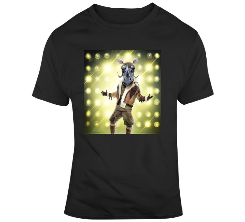 The Masked Singer Rhino  T Shirt