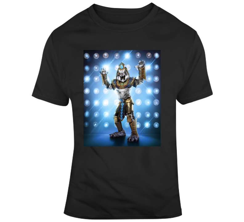 The Masked Singer White Tiger T Shirt