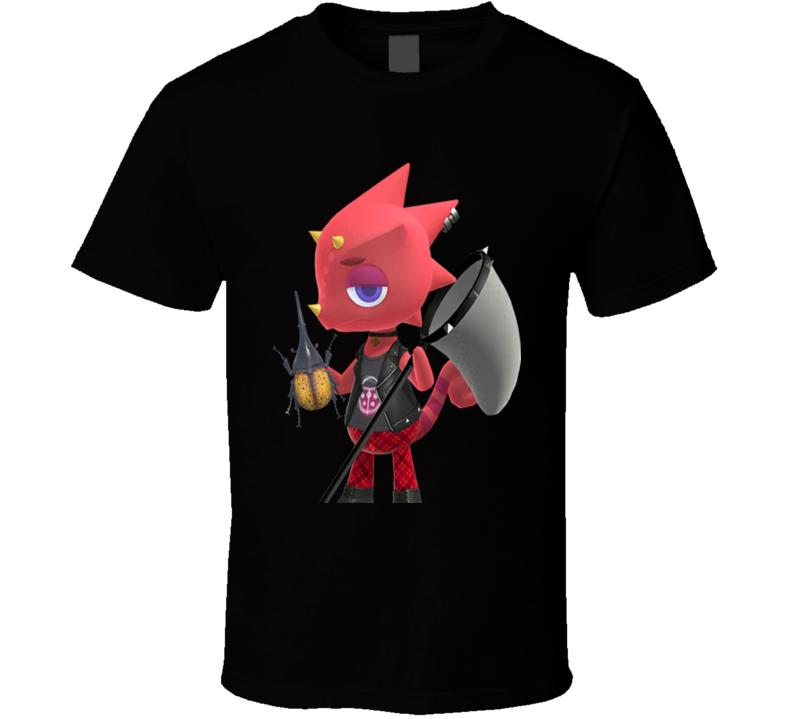 Animal Crossing Flick New Horizons T Shirt