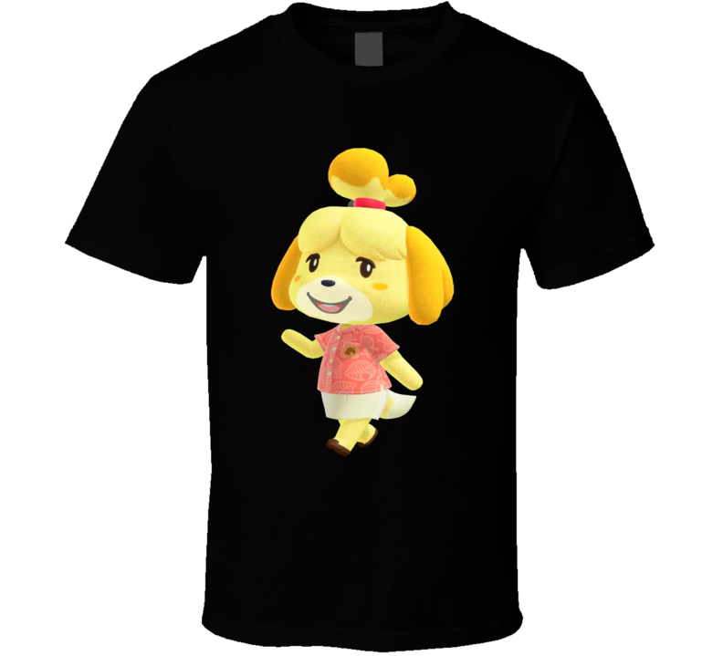 Animal Crossing Isabelle New Horizons T Shirt
