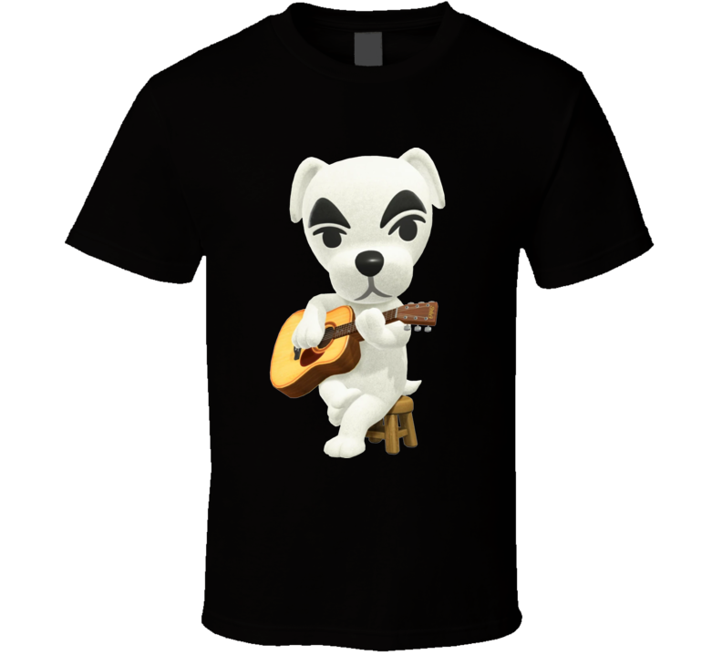 Animal Crossing Kk Slider New Horizons T Shirt