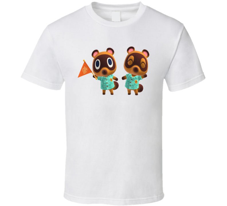 Animal Crossing Timmy Tommy New Horizons T Shirt
