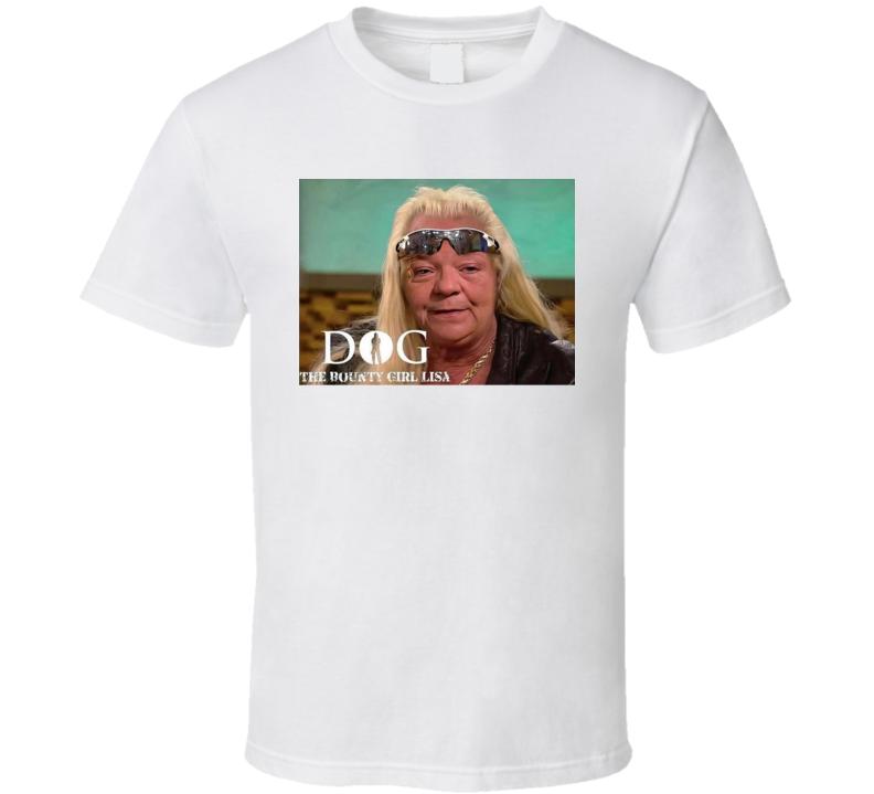 Bounty Girl Lisa 90 Day Fiance  T Shirt