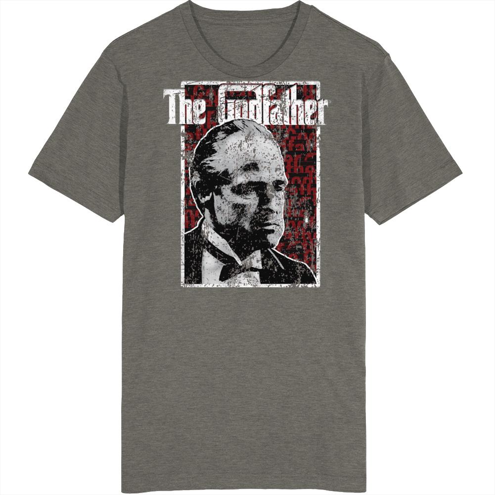 The Godfather Vintage T Shirt