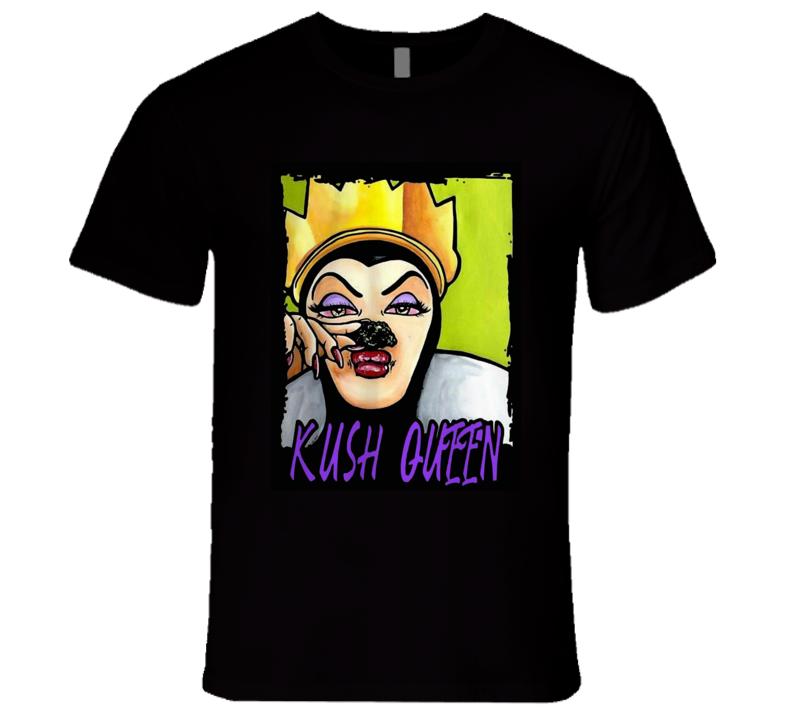 Kush Queen T Shirt