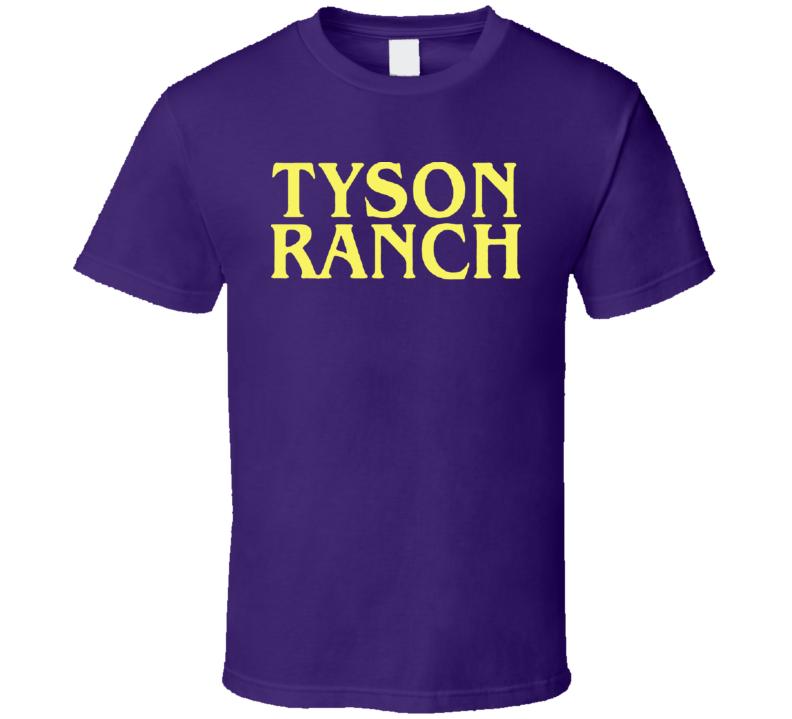 Tyson Ranch T Shirt