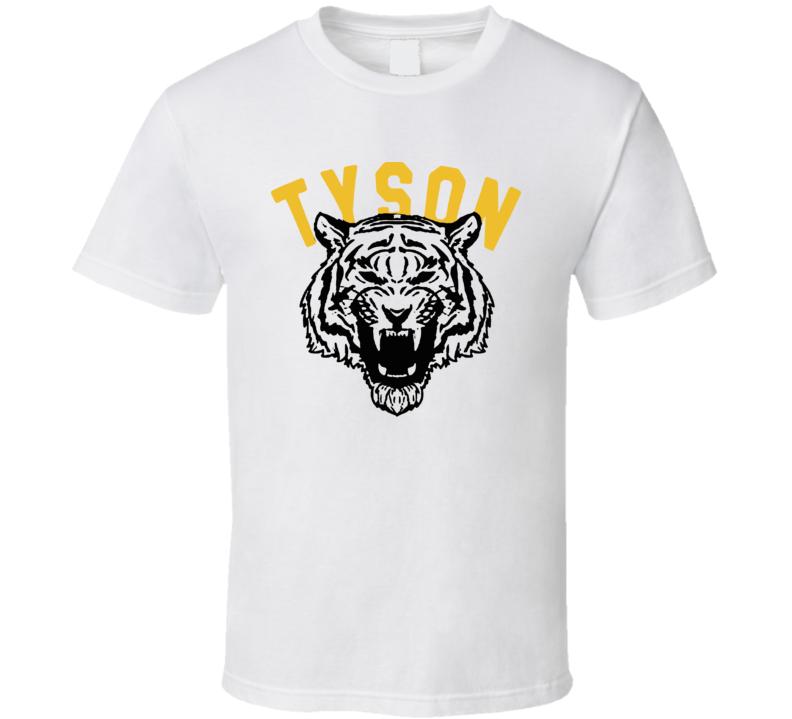 Tiger Tyson T Shirt