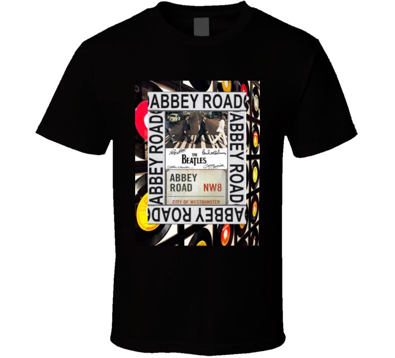 Abbey Road T Shirt