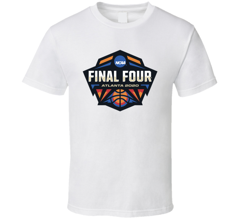 March Madness Final Four Atlanta 2020 Basketball Sports Cool Fan T Shirt