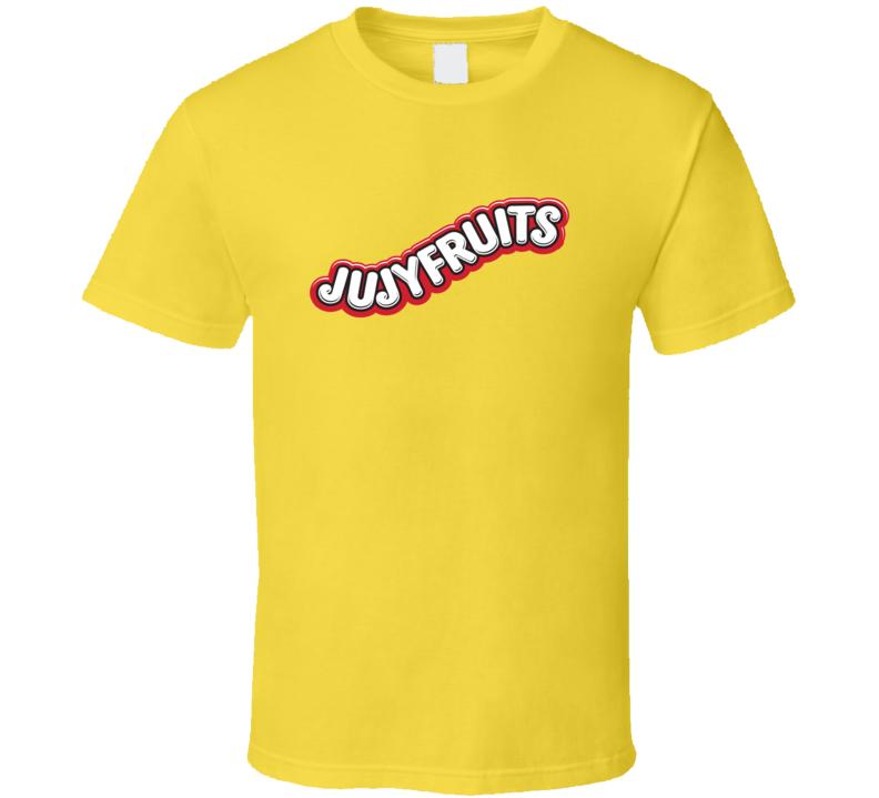 Jujyfruits Candy Junk Food Snack Cool Fan T Shirt