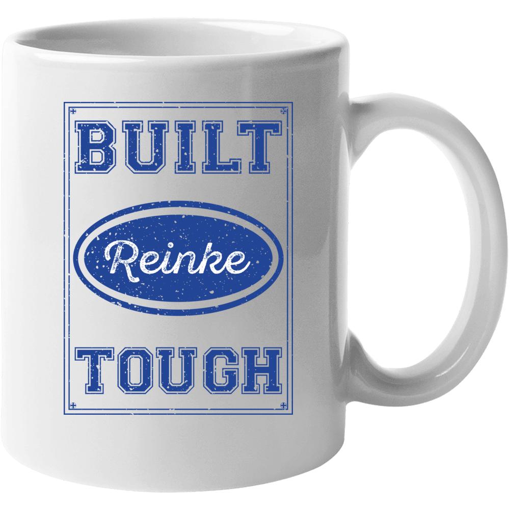 John Reinke Tough Tiger King Mug Mug