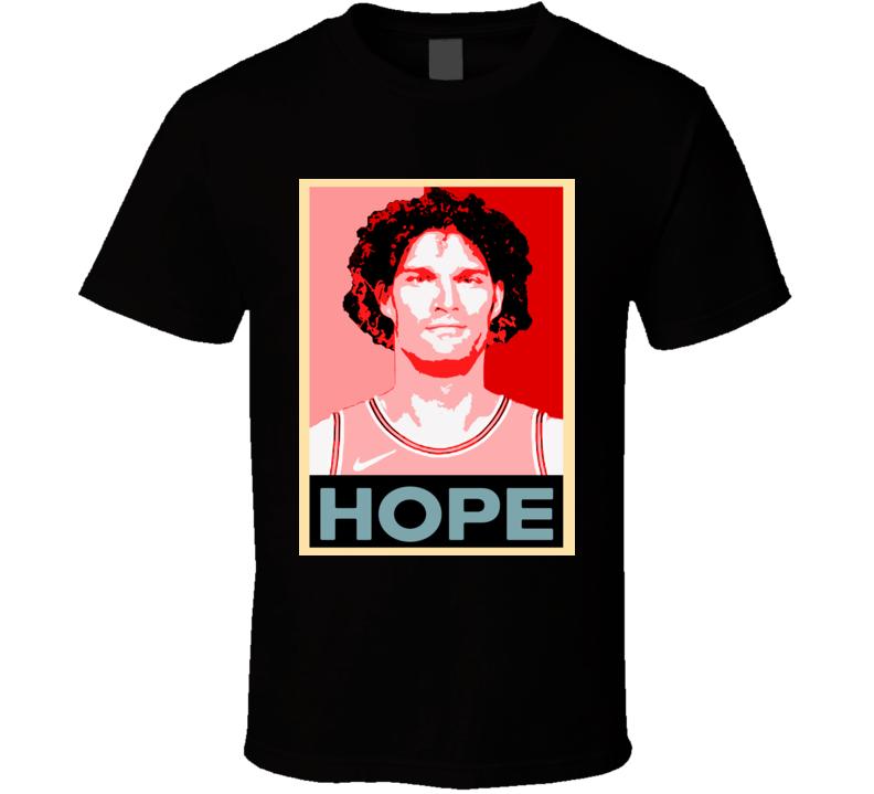 Robin Lopez Greatest Basketball Player Hope T Shirt
