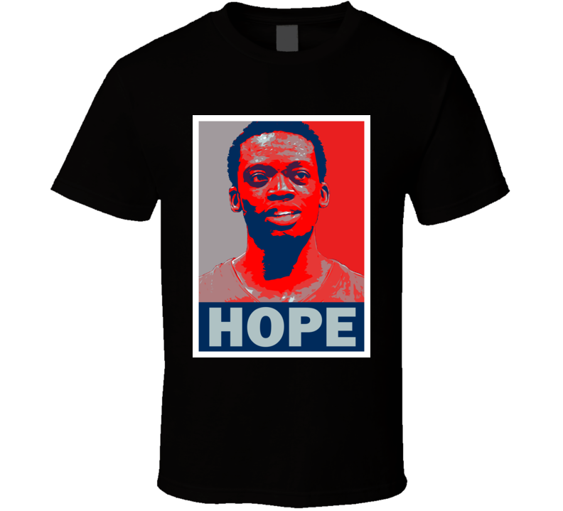 Reggie Jackson Greatest Basketball Player Hope T Shirt