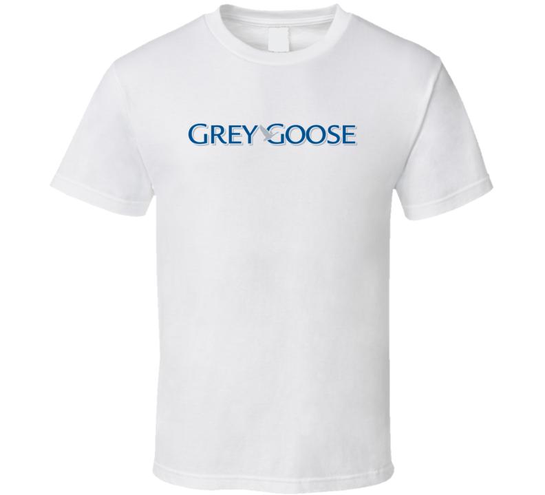 Grey Goose Vodka France Liquor Alcohol Lovers T Shirt