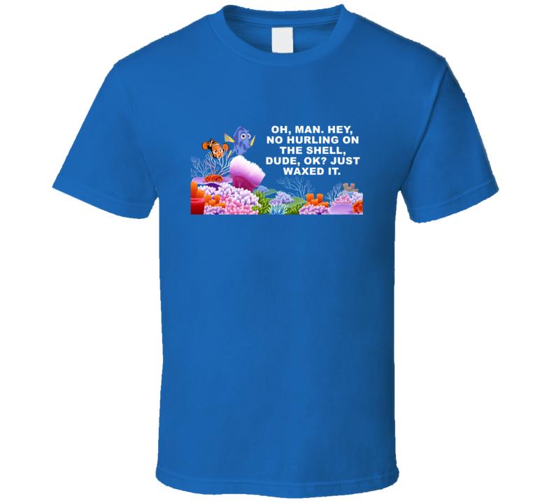 Finding Nemo Underwater Scene No Hurling On The Shell Dude