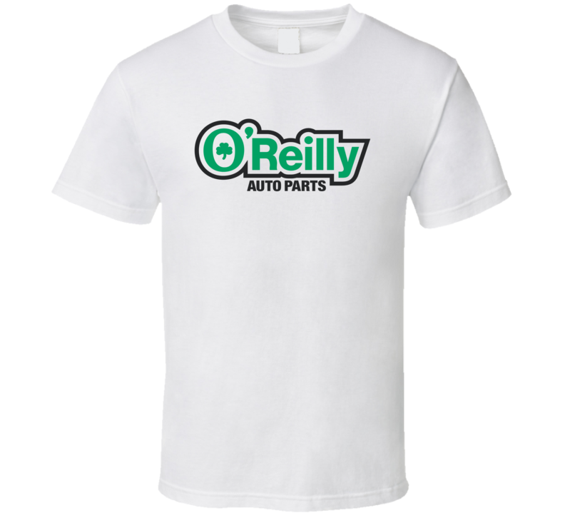 O'reilly Automotive Inc Nasdaq Company Logo Employee Fan T Shirt