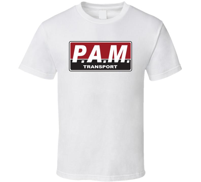 Pam Transportation Services Inc Nasdaq Company Logo Employee Fan T Shirt