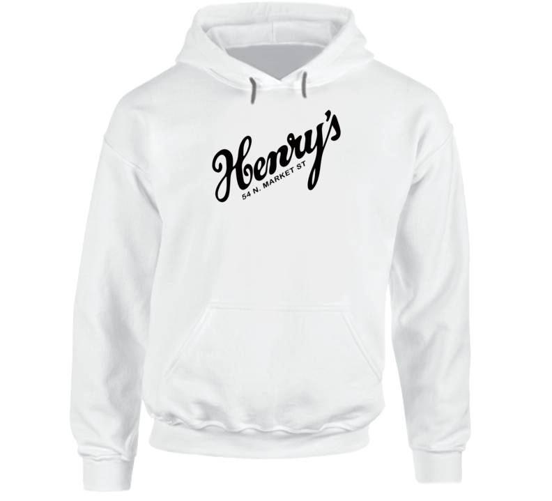 Henry's On The Market Bar And Restaurant South Carolina's Most Historic Restaurant Hoodie
