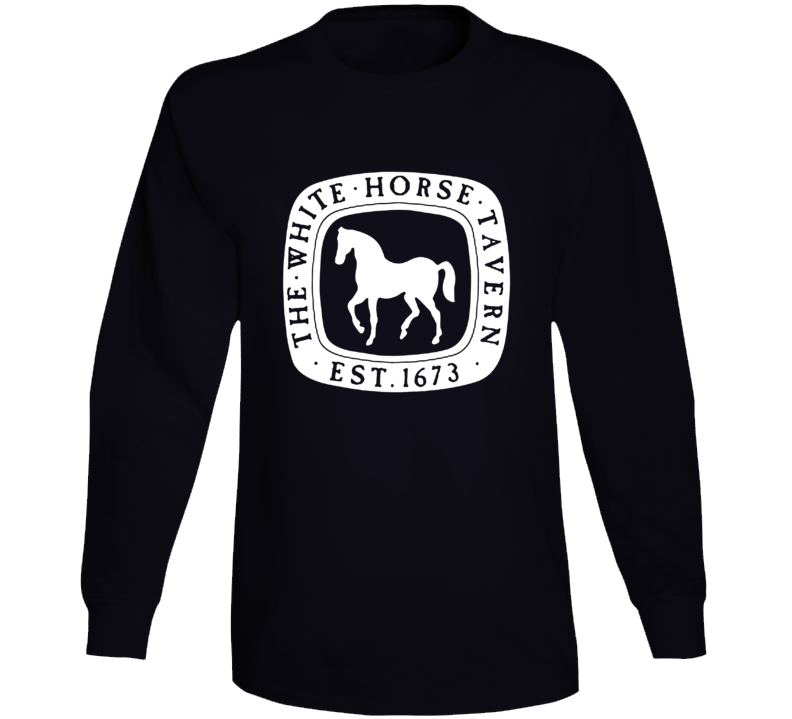 The White Horse Tavern Rhode Island's Most Historic Restaurant Long Sleeve