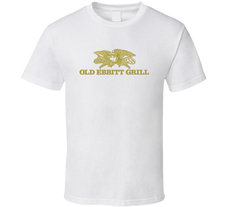 Old Ebbitt Grill Washington Dc's Most Historic Restaurant T Shirt