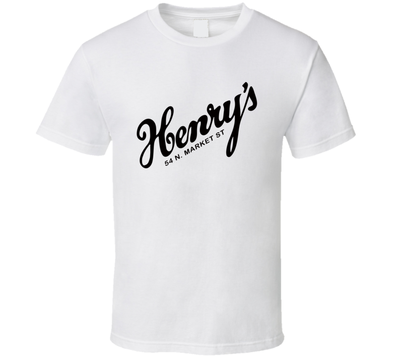 Henry's On The Market Bar And Restaurant South Carolina's Most Historic Restaurant T Shirt