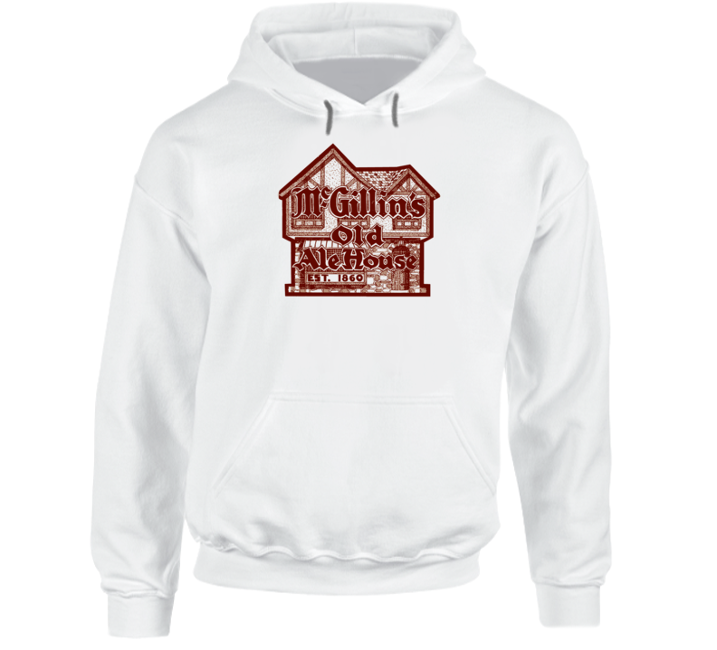 Mcgillins Old Ale House Pennsylvania's Most Historic Restaurant Hoodie