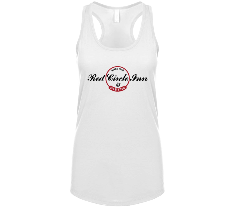 Red Circle Inn And Bistro Wisconsin's Most Historic Restaurant Womens Tanktop