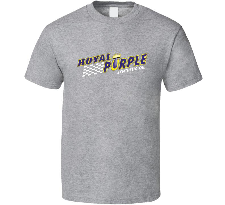 Royal Purple Cody Sullivan Wish I Was Here Movie T Shirt