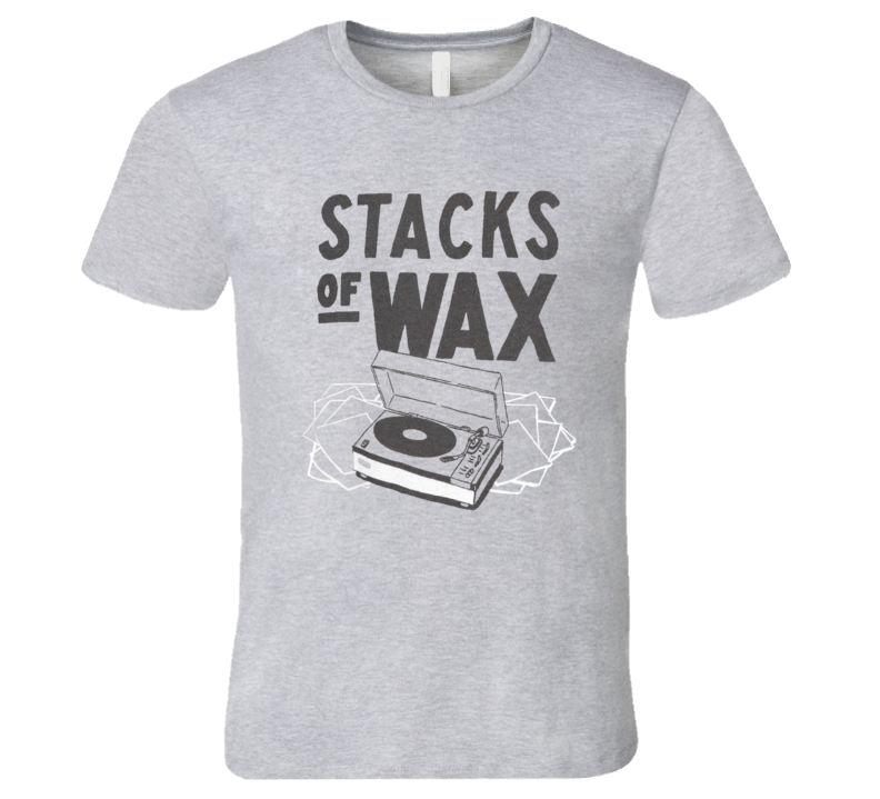 Stacks of Wax Marry Me Popular TV Show T Shirt