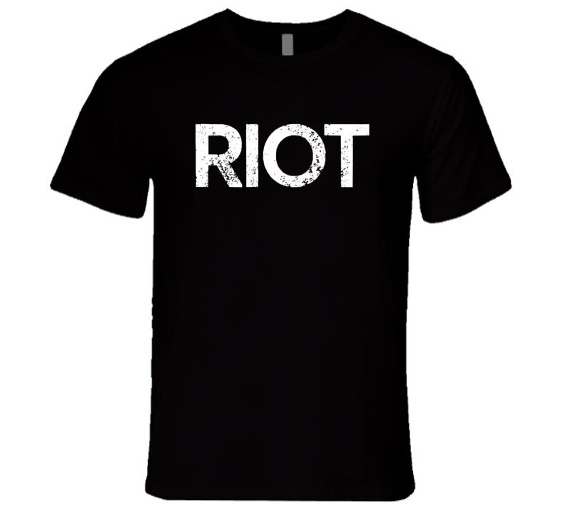Riot Its Always Sunny In Philadelphia Popular TV Show T Shirt