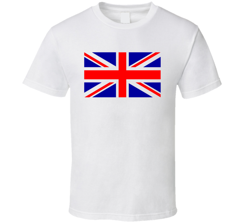 Union Jack Park And Recreation Fun Popular TV Show T Shirt