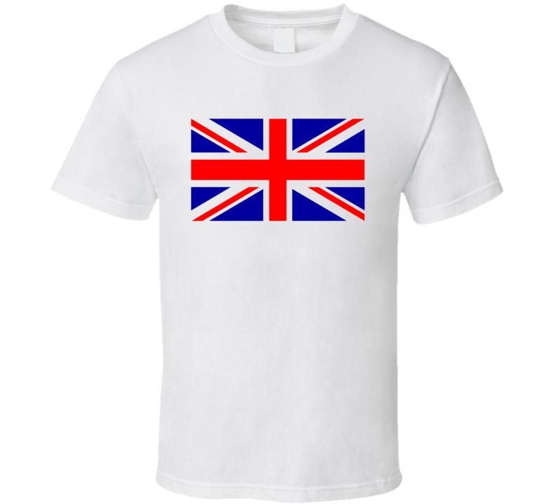 Union Jack Park And Recreation Fun Popular TV Show T Shirt