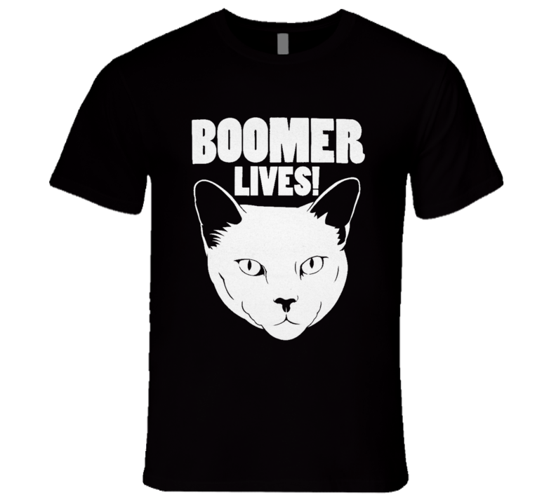 Boomer Lives Fun Maron Popular TV Show T Shirt