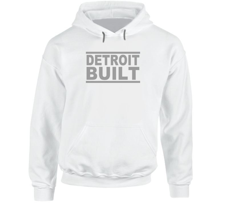 Detroit Built Undateable Fun Popular TV Show T Shirt